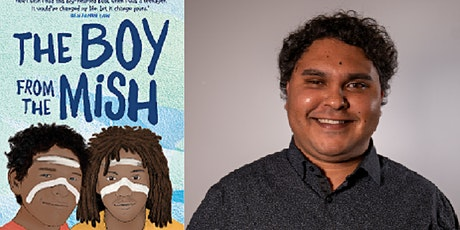 Meet Gary Lonesborough: a One Book One Community Special Event  @ Jigamy tickets