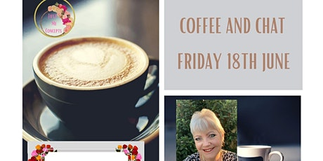 Coffee and Chat with Lee from Just Me Concepts tickets