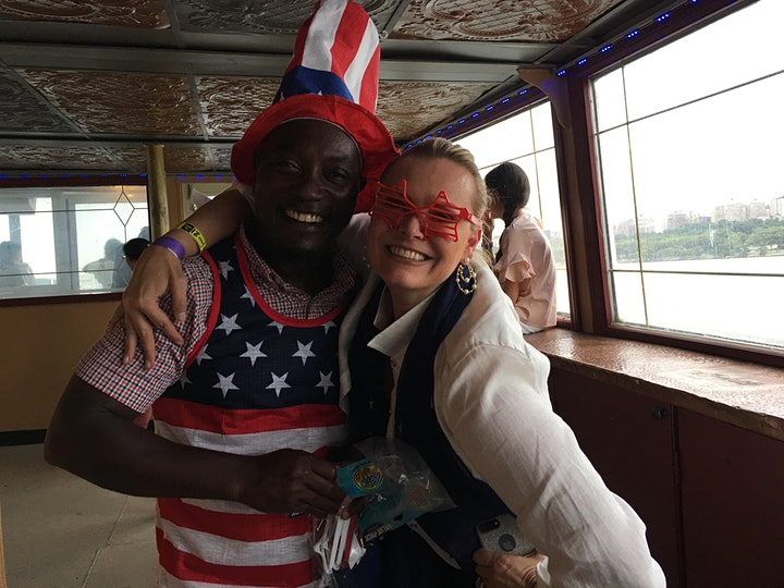 July 4th Miami Yacht Fireworks Cruise from Bayside Marketplace image