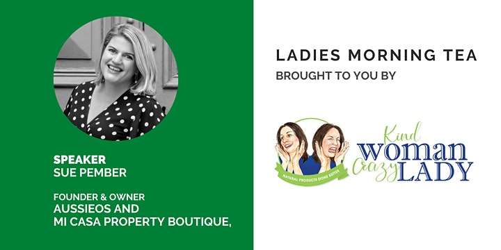 District32 Ladies Business Networking Perth - Online - Thu 01 July image