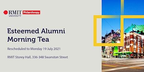 RMIT Esteemed Alumni Morning Tea tickets