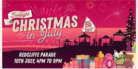 Redcliffe Christmas in July Twilight Market tickets