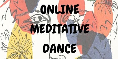Online Meditative Dancing tickets