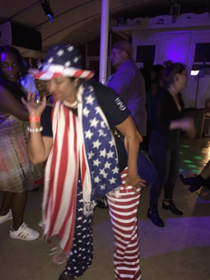 July 4th Miami South Beach Fireworks Cruise with BBQ Buffet 2021 image