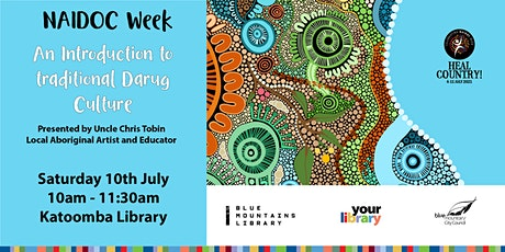 An Introduction to traditional Darug Culture with Uncle Chris Tobin tickets