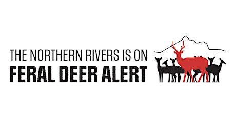 Feral Deer Community Workshop - July  24 tickets