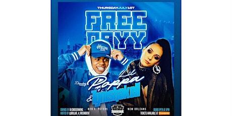 FreeDayy tickets