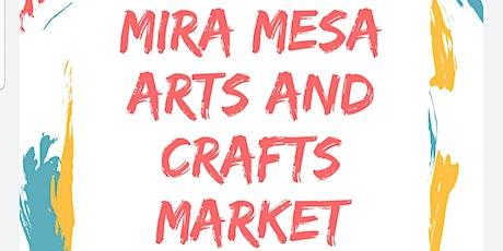 MIRA MESA ARTS AND CRAFTS MARKET tickets