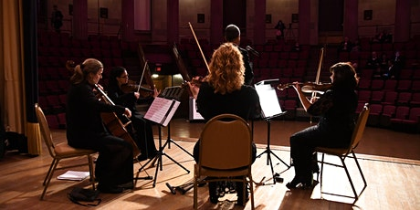 Ringing in the Year featuring Paragon Philharmonia String Quintet tickets