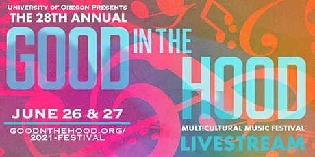 Good In The Hood Multicultural Virtual Music Festival tickets