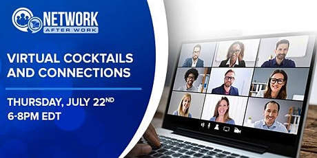 Virtual Cocktails and Connections tickets