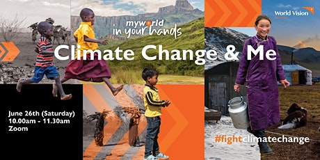 Climate Change & Me tickets