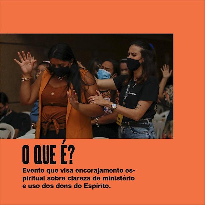 Imagem do evento Seminário Ativação Sobrenatural