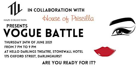 Vogue Battle tickets