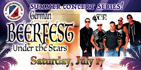 Beerfest Under the Stars presents - Summer Concert with 56Ace! tickets