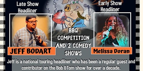 3rd Annual Meat Smoker's Ball - BBQ Competition and Comedy Show tickets
