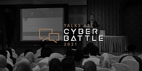 Talks at Cyber Battle 2021 tickets