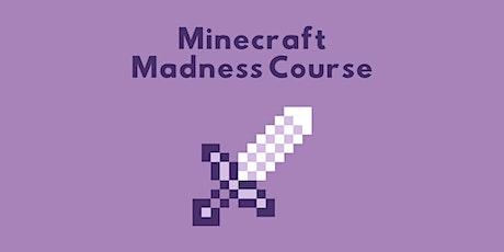 Minecraft Madness June 2021 - Red Beach Centre tickets