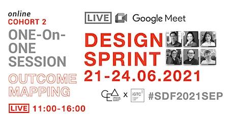SDF2021 Virtual Design Sprint Cohort 2 tickets