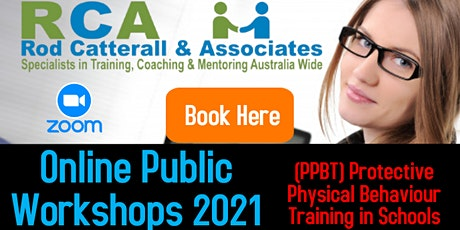 Protective Physical Behaviour Training in Schools tickets