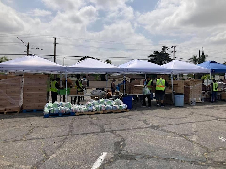 Free Groceries-H.E.A.L.  @  Chino Valley Chinese SDA Church image