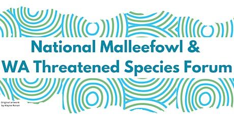 National Malleefowl & WA Threatened Species Forum 2021 tickets