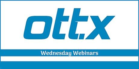 Wed Webinar  - TBD - Presented by Katch Media bilhetes