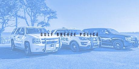 Gulf Breeze Police Department (GBPD) tickets