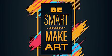 BE SMART MAKE ART SUMMER CAMP tickets