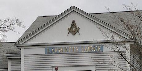 Lafayette Cigar Banquet tickets