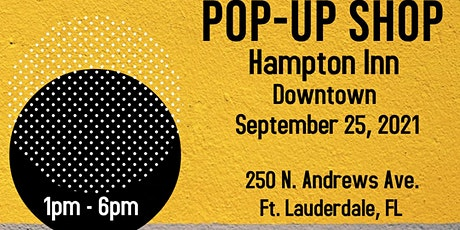 Pop-Up Shop Downtown Las Olas tickets