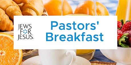 Pastors' Breakfast tickets