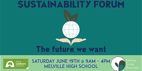 Sustainability Forum - The Future We Want tickets