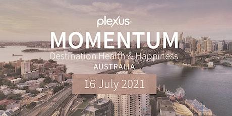 Momentum New Office Plexus Australia Opening tickets