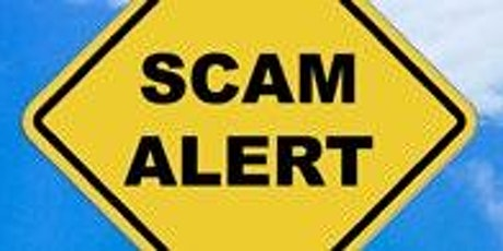 National scam awareness month Expo tickets