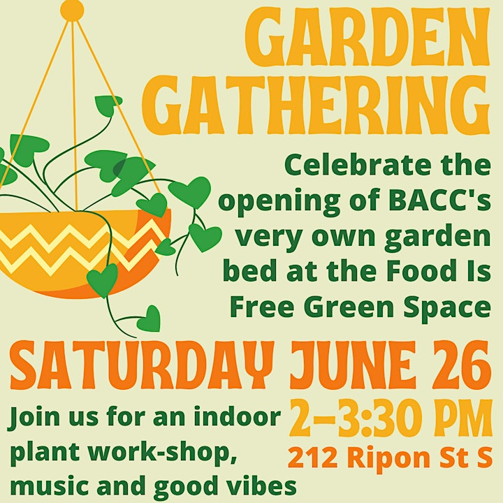 Ballarat Action Climate Co-Op & Food Is Free Inc. Garden Bed Launch image
