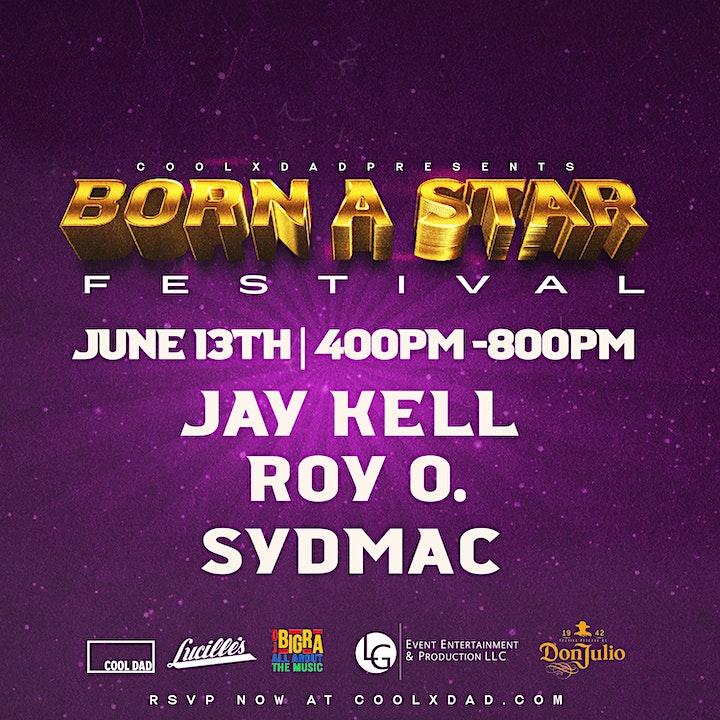 Born A Star Festival image