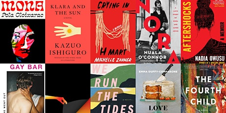 Open Book Discussion: What Are You Reading? (June 2021) tickets