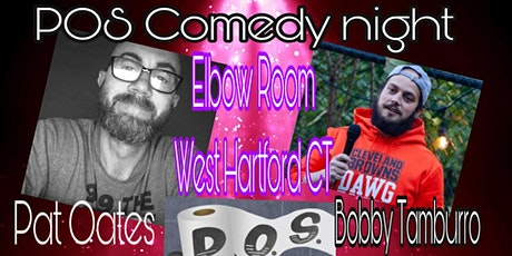 POS comedy night tickets