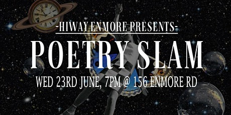 Enmore Poetry Slam tickets