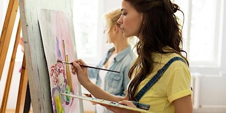 Illustration Skills Workshop_ 13 -18 years_ School Holidays tickets