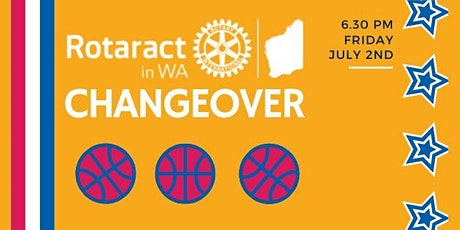 Rotaract in WA Post-Changeover Party tickets