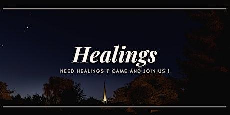 Prayers for Healings tickets