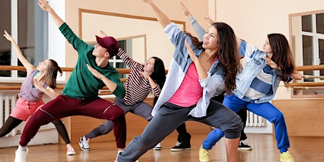 Hip Hop Dance Introduction_ 8 -12 years_ School Holidays tickets
