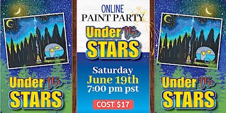 Under the Stars Paint Night tickets
