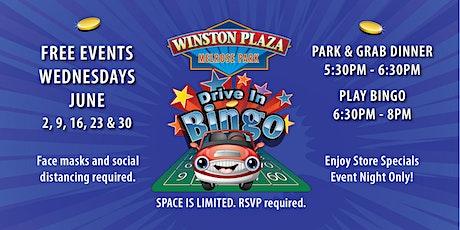 Winston Plaza Bingo Night - Night 3 tickets