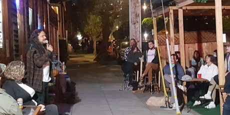 Outdoor Comedy at The BAR -on Dolores tickets