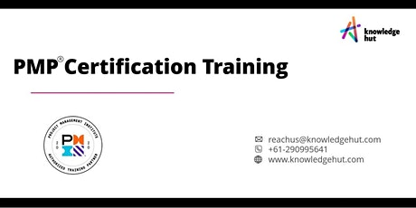 Project Management Professional Certification (PMP®) in Sydney tickets
