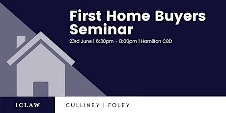 iCLAW First Home Buyers Seminar tickets