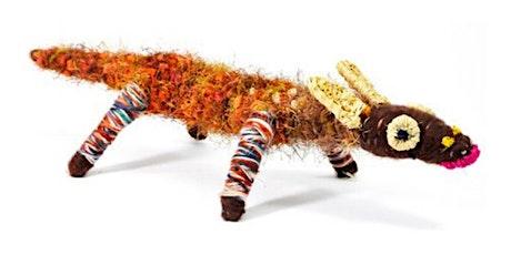 Indigenous animal sculptures - Wallsend Library - School Holidays tickets